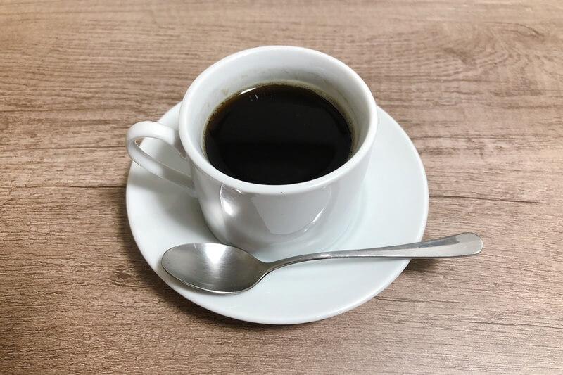 スリムコーヒーの完成品